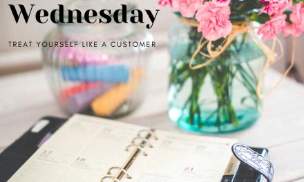 Treat Yourself Like A Customer