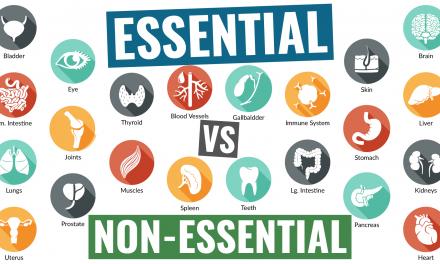 004 – Essential vs. Non-Essential