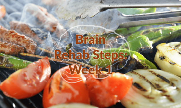 Brain Rehab: Week 1