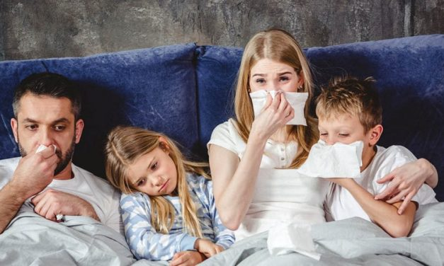 Are You Armed & Ready for Cold & Flu Season?