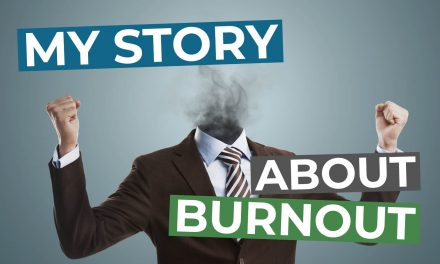 016 – How Burnout Landed My In The Hospital – Twice